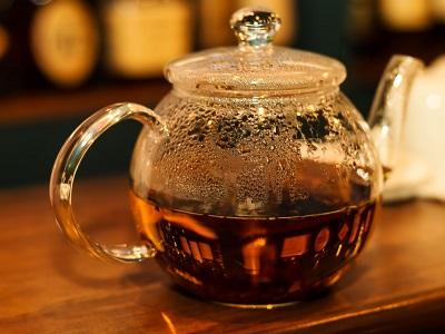 美味しい紅茶の入れ方 ポットで