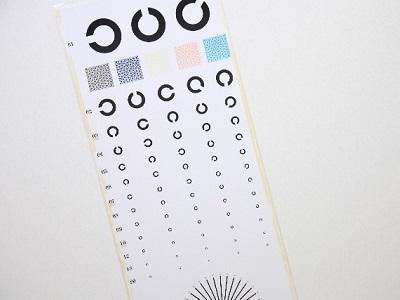 免許更新の視力検査が不合格になった場合