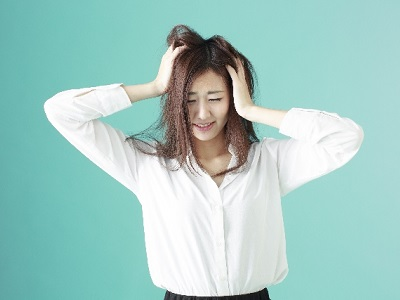 髪の毛の静電気抑える方法と防止対策