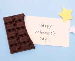 バレンタインメッセージカード例文 上司