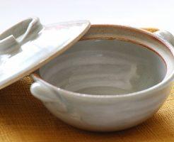土鍋のひび