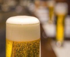 健康診断前日の飲酒