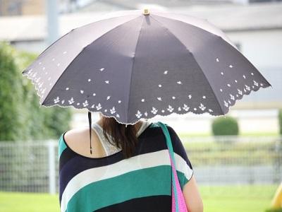 日傘の選び方のポイント