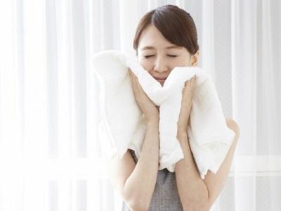 タオルの臭いの取り方の簡単な方法