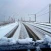 ノーマルタイヤは雪道では違反